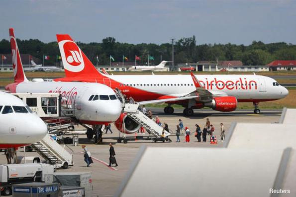 Air Berlin files for insolvency after Etihad withdraws support