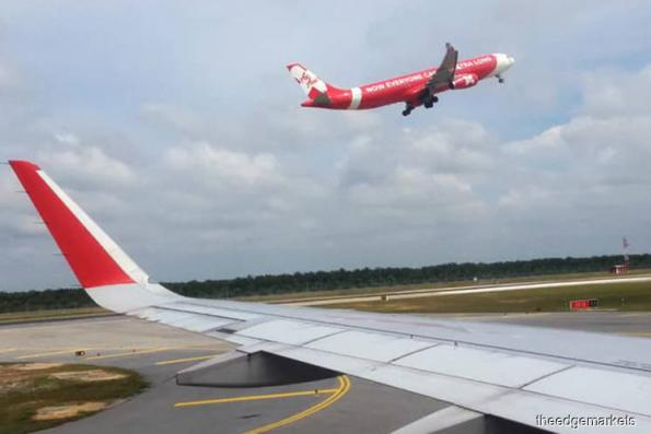 AirAsia expects another record year after 3Q gains