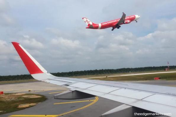 AirAsia up 2.93% on stronger yields and load factors projection in 2HFY17