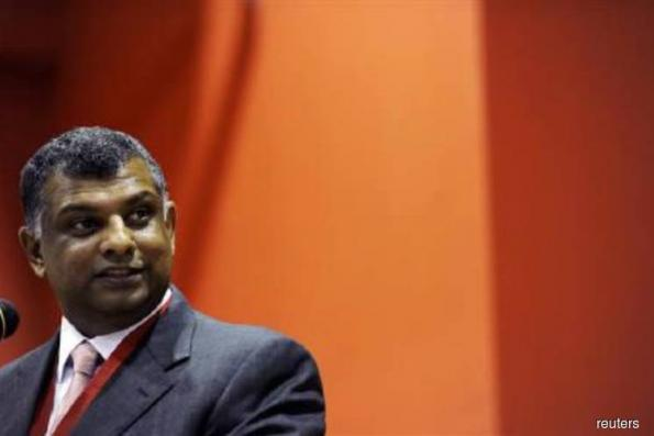 Tony Fernandes: AirAsia seeks partner for shared services centre