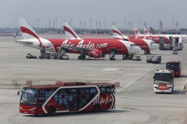 Reuters brief: Malaysia's AirAsia Q1 profit up 85%