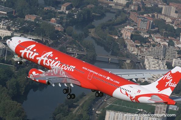AirAsia X shares hit 2-yr high ahead of 1Q results