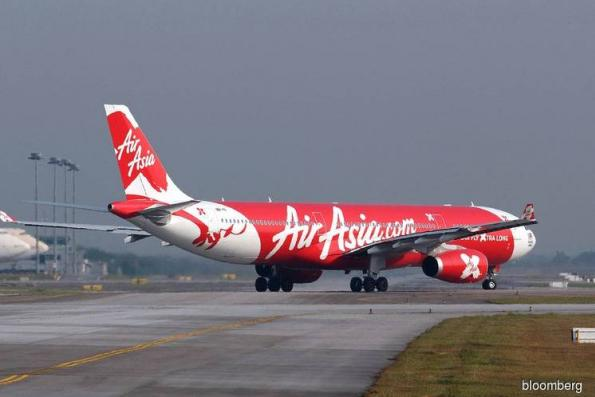AirAsia X down 2.08% as PublicInvest cuts earnings forecast, target price to 23 sen
