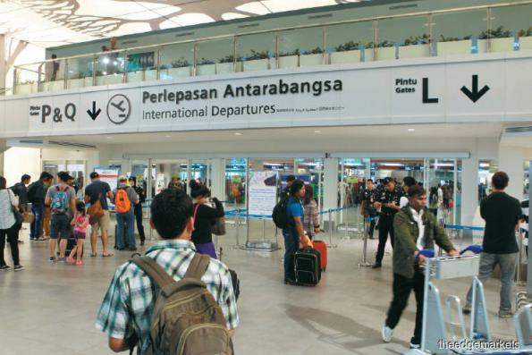 Malaysia airports see 4.8% rise in passengers in November