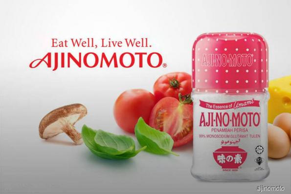 Ajinomoto's export focus provides growth opportunities