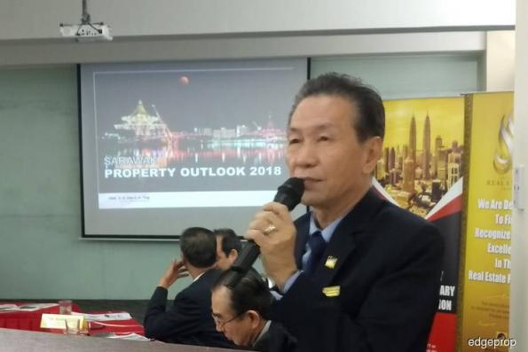 'Demand for high-rise residences picking up in Sarawak'