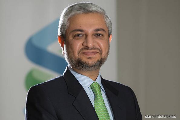 Ali Allawala is now CEO of Standard Chartered Saadiq Malaysia