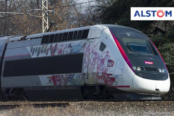 France's Alstom unfazed by competition