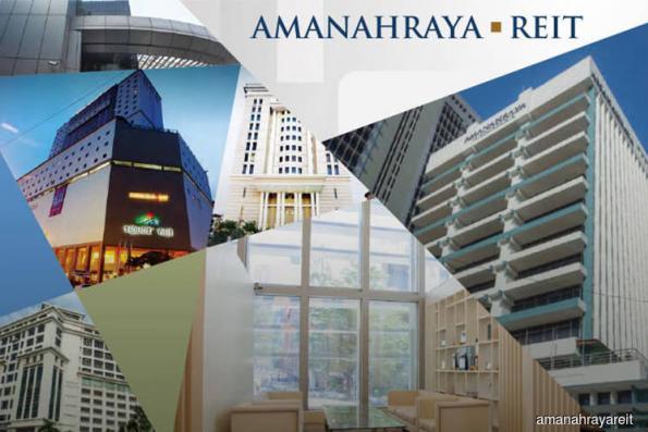 AmanahRaya REIT proposes lower 4Q DPU despite jump in net income