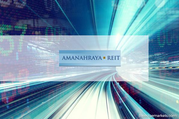 Stock With Momentum: AmanahRaya Real Estate Investment Trust