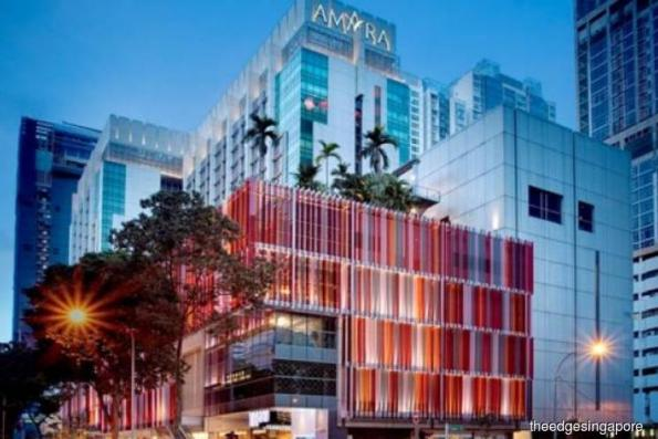 Amara posts 36% fall in FY17 earnings to S$24 mil on higher selling costs and tax expenses
