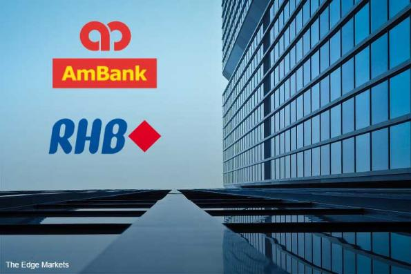 RHB, AMMB boards are said to discuss fate of merger plan today