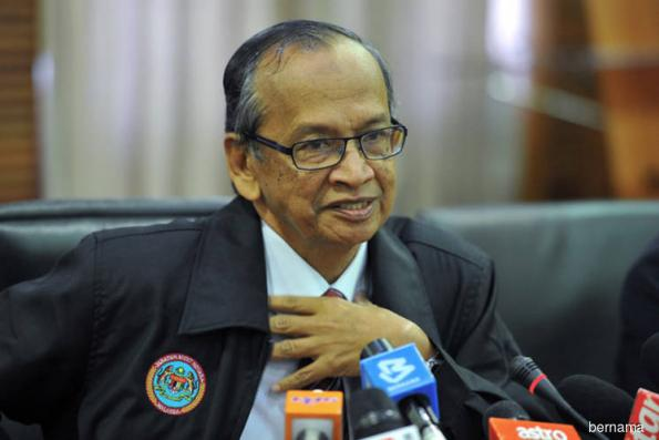 Ambrin Buang: Malaysia to begin investigations into defence ministry projects