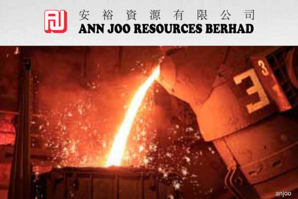 Ann Joo leads steel counters as metal prices stabilise