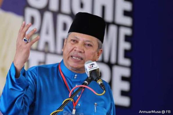 Umno sec-gen says PPBM courting its MPs