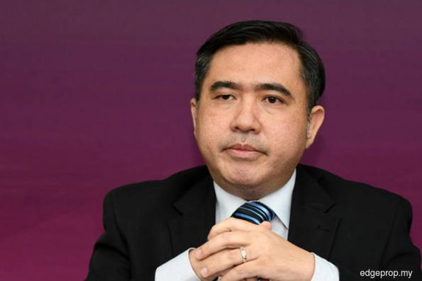 Anthony Loke: Govt will only repay RM555m to LTAT for AES investment