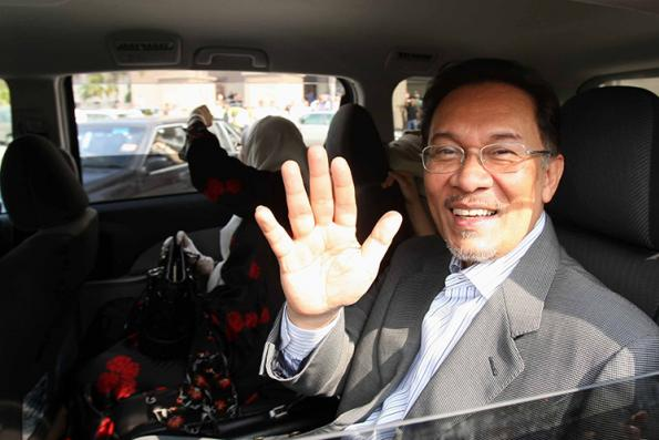 No new candidate from PKR for Cabinet post — Anwar
