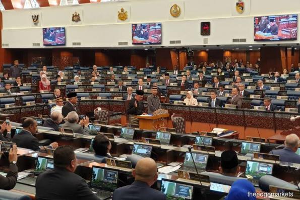 安华宣誓就任波德申国会议员