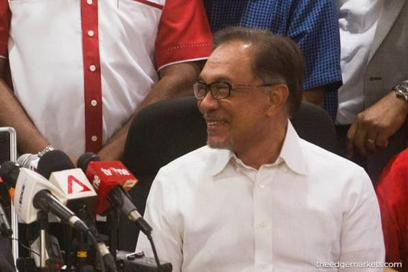 Anwar: No conspiracy in PH to stop me from becoming next premier