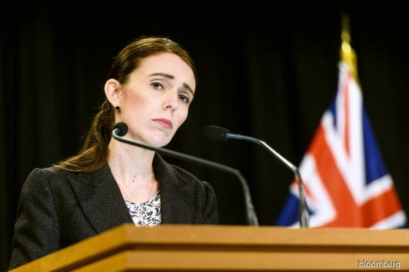 New Zealand bans assault rifles in wake of deadly attacks