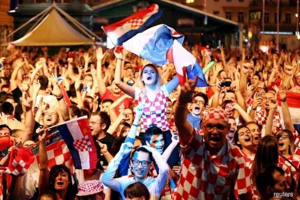 Croatia aim to keep feet on the ground after crushing Argentina