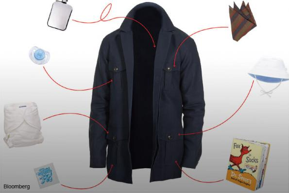 Fashion: Pieces of essential gear for new dads that look cool, too