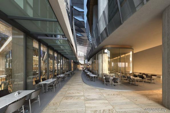 Paradigm Mall PJ to undergo transformation