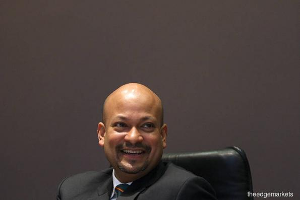 1MDB's Arul Kanda says sought legal advice on Lim Guan Eng's allegations