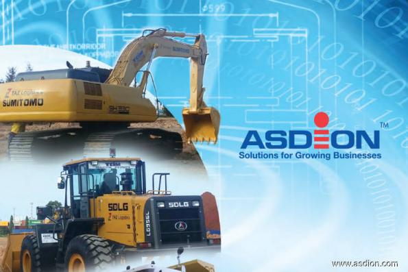 Asdion's 49%-owned associate bags Engisoul distribution right in Indo-China