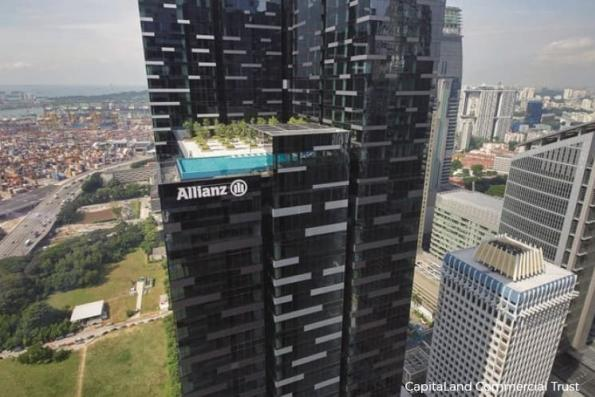 Asia Square Tower 2 acquisition seen by analysts as mostly positive for CCT
