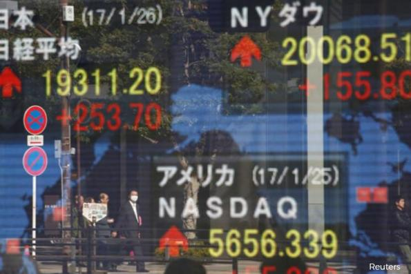 HK, Japanese stocks boost Asia on optimism over global growth