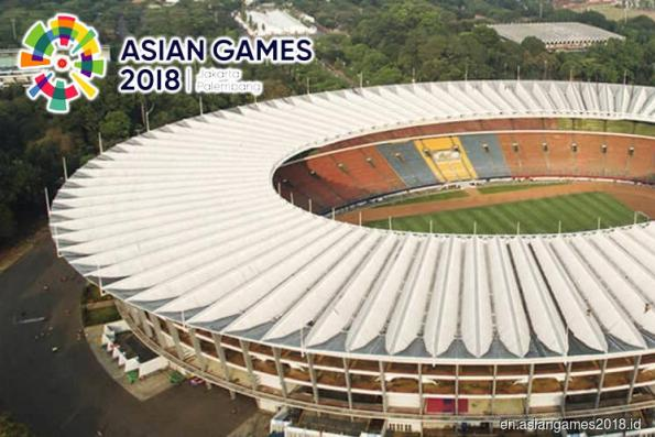 Asian Games 2018 : Another gold for Malaysian contingent on eighth day