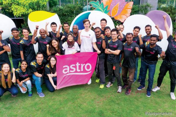 Astro believes in empowering the community