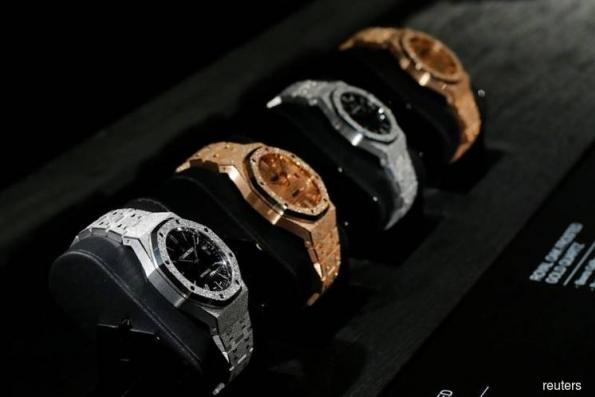 In sign of times, luxury watchmaker Audemars embraces second-hand