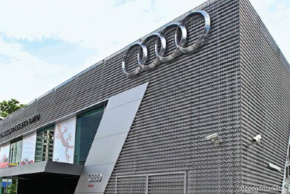 Audi puts CKD plan on hold