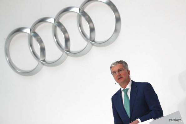 VW, Audi resume crisis talks after Audi CEO arrest — sources