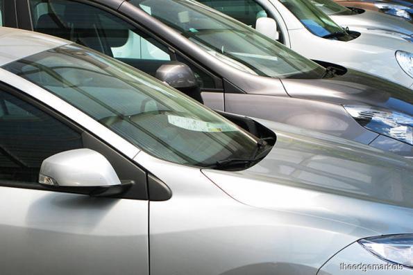 Malaysia 2017 vehicle sales volume at 576,635 units