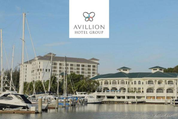 Avillion group managing director See Ah Sing steps down