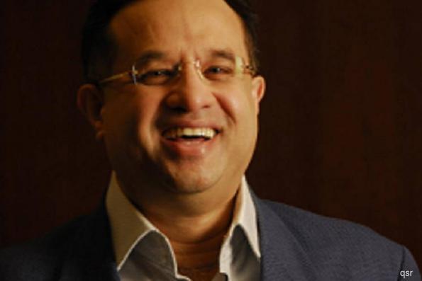 QSR Brands names Azahari Kamil as new managing director