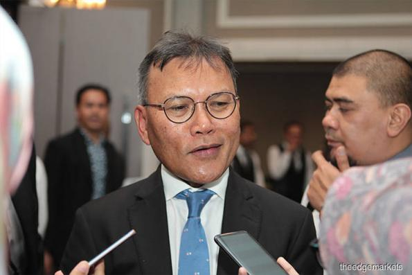 TRX City CEO confirms co has received 10% of RM2.8b allocated by MoF
