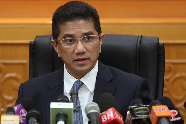 Azmin sees 'imminent win-win resolution' on HSR after meeting with Singapore Ministers
