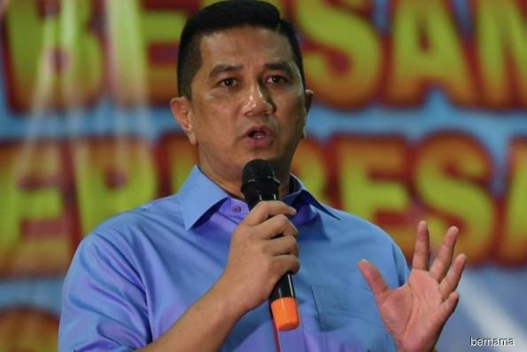 Malaysia to review mega projects — Azmin