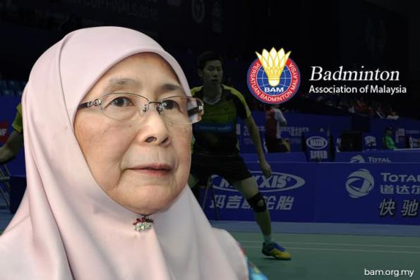 Wan Azizah appointed new BAM patron