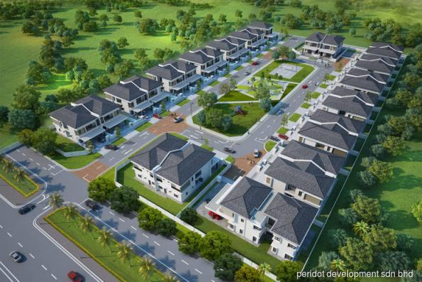 Peridot Group poised to launch its first semi-dees and bungalows in Klang