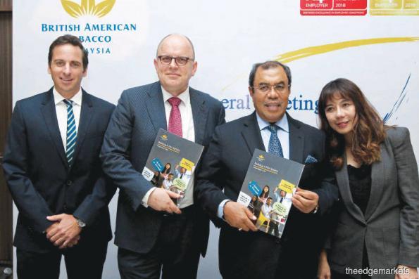 BAT Malaysia seeks clearer regulations