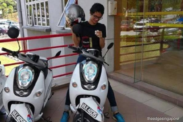 BM Mobility rolls out electric scooter fleet for rent at University of Malaya