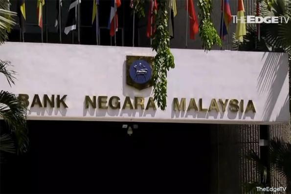 Bank Negara int'l reserves rose 0.3% to US$100.8b as at Sept 15