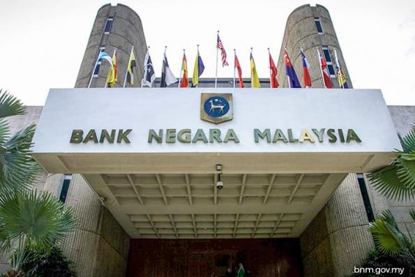 BNM international reserves at US$103b as at Sept 28