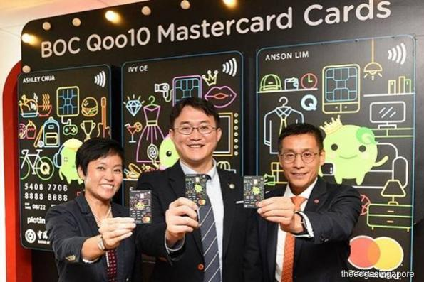 Bank of China partners Qoo10 to launch credit card for online shoppers