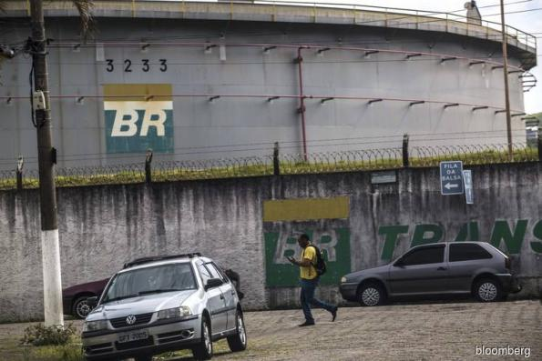 Brazil is said to see Petrobras payout surpassing US$18 bil